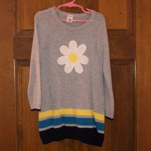 Gymboree sweater dress, size 5